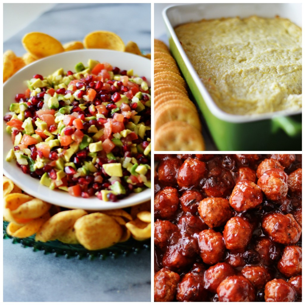 Lovable Appetizers by A Teaspoon of Home