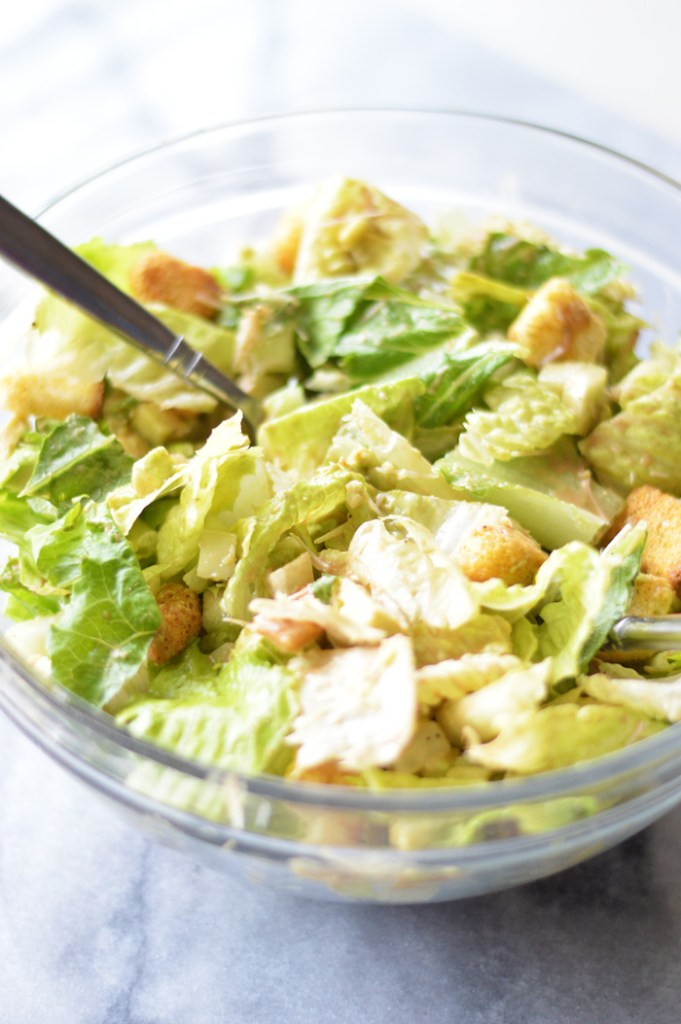 Famous Good Seasons Green Salad by A Teaspoon of Home