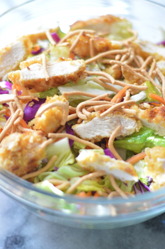 Oriental Chicken Salad by A Teaspoon of Home