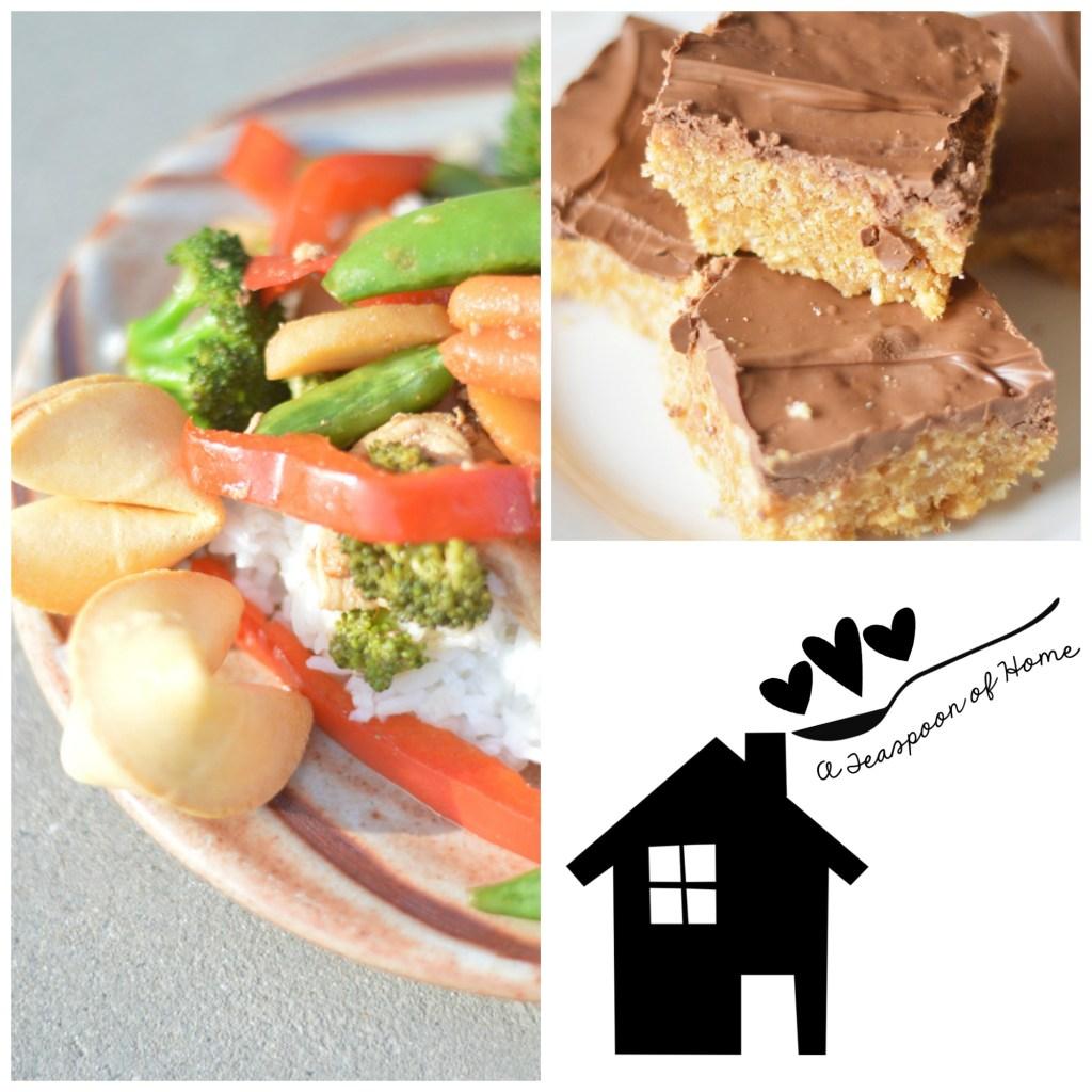 Simple Healthy Dinner Ideas by A Teaspoon of Home