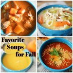 Favorite Soups for Fall by A Teaspoon of Home