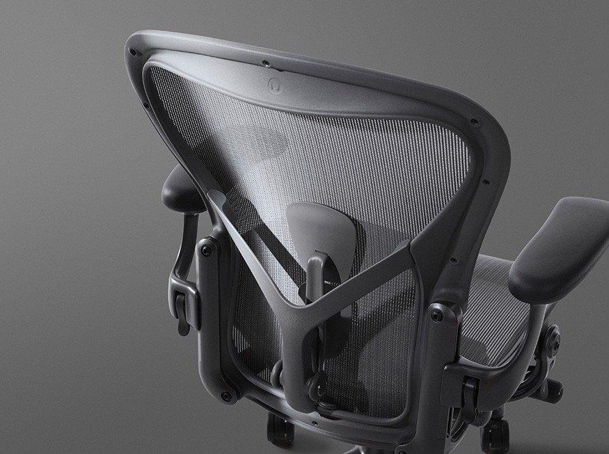 Cadeira Aeron  Herman Miller  Atec Original Design