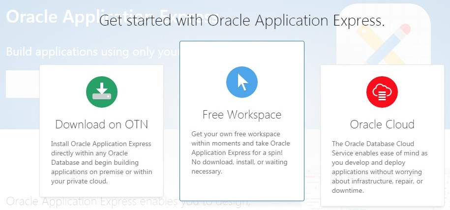 oracle-application-express-install-option