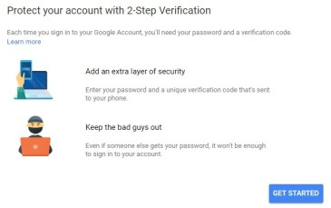 Secure Email Using Two Step Verification Authentication Keep Bad Guys Out