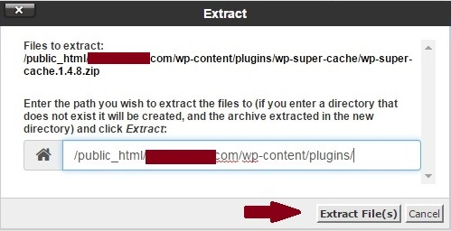 cpanel-extract-plugin
