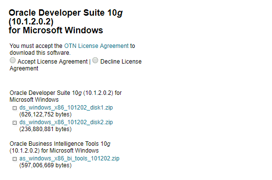 How to Install Oracle Developer Suite 10G On Windows