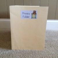 Privacy Folders