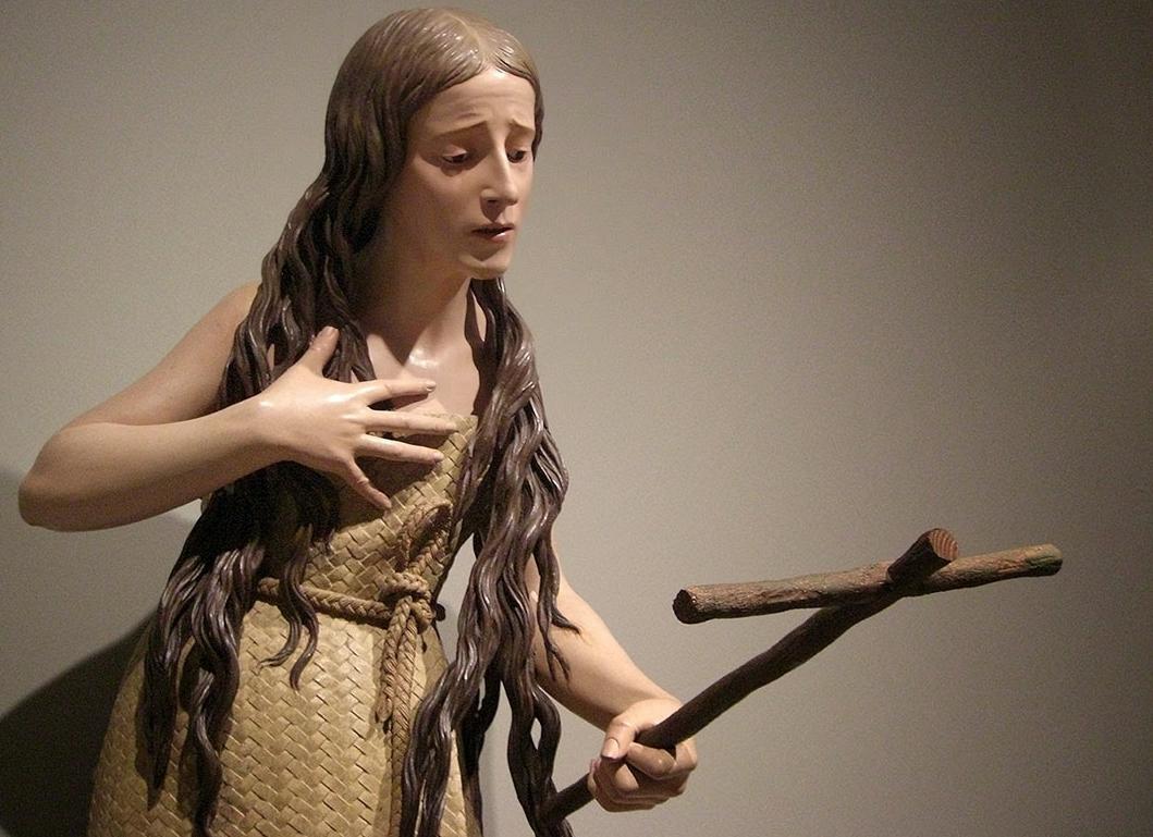 """Escultura Barroca Espanhola: """"drama e espetáculo"""""""