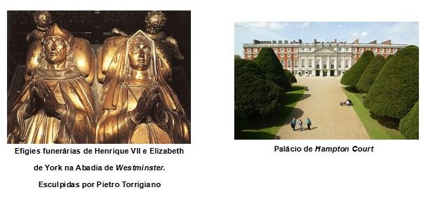 Inglaterra - Renascimento, Barroco e Rococó 2