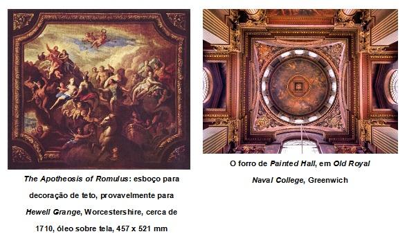 Inglaterra - Renascimento, Barroco e Rococó 9