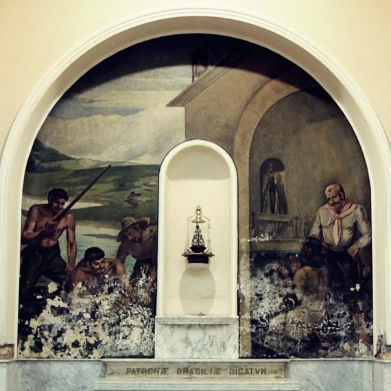 """Catedral de Sorocaba: """"a questão da umidade em prédios antigos"""""""