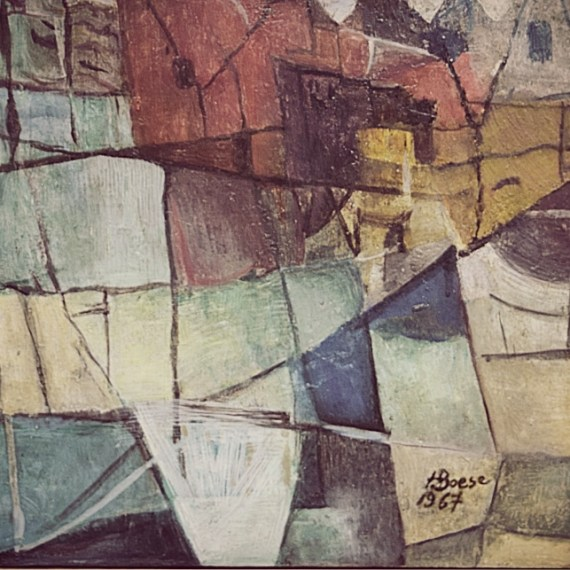 """Boese: """"abstrato"""""""
