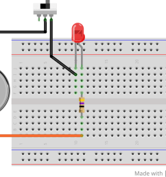 to fix the lantern components we solder the circuit on a piece of cardboard which [ 1119 x 780 Pixel ]