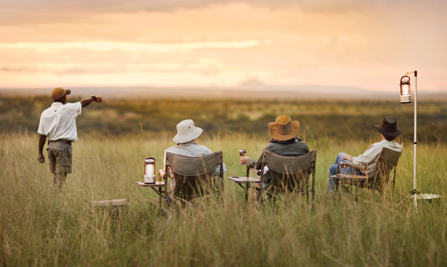 Staying at Singita Serengeti is a Tanzania Luxury Safari on its own.
