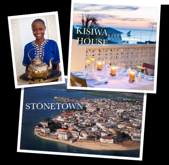 Stonetown Zanzibar Tanzania