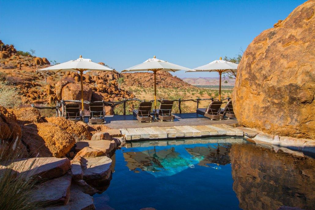 Mowani Camp Pool
