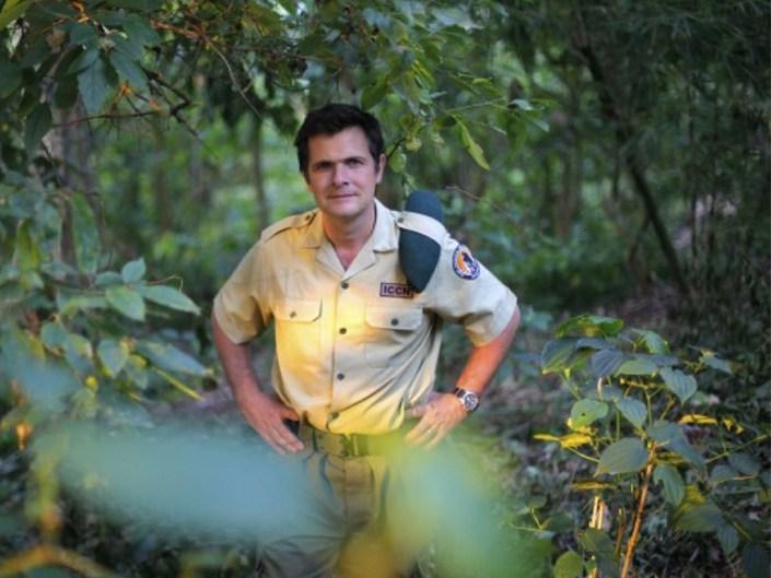 Congo Safari - Virunga Park Director Emmanuel De Merode