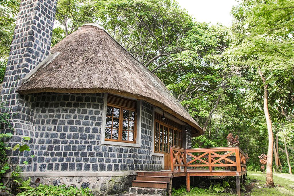 Mikeno Lodge Virunga Park Congo