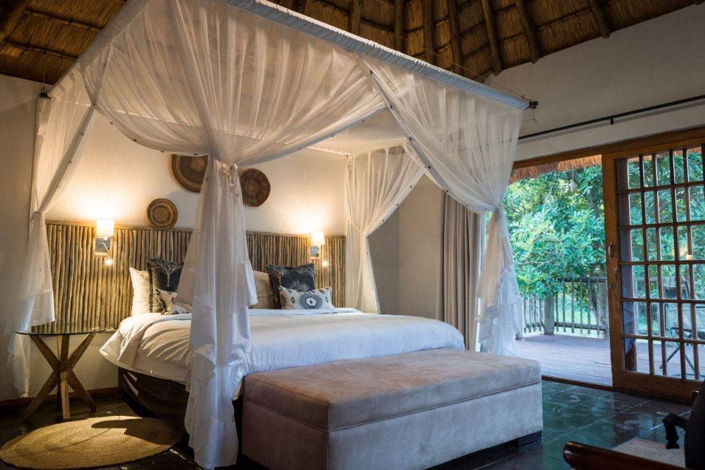 Luxury lodge south Africa - Rhino River lodge