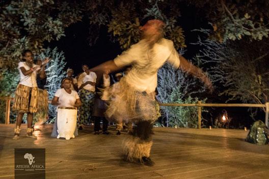 Chobe Bakwena - Traditional Dance - Boma