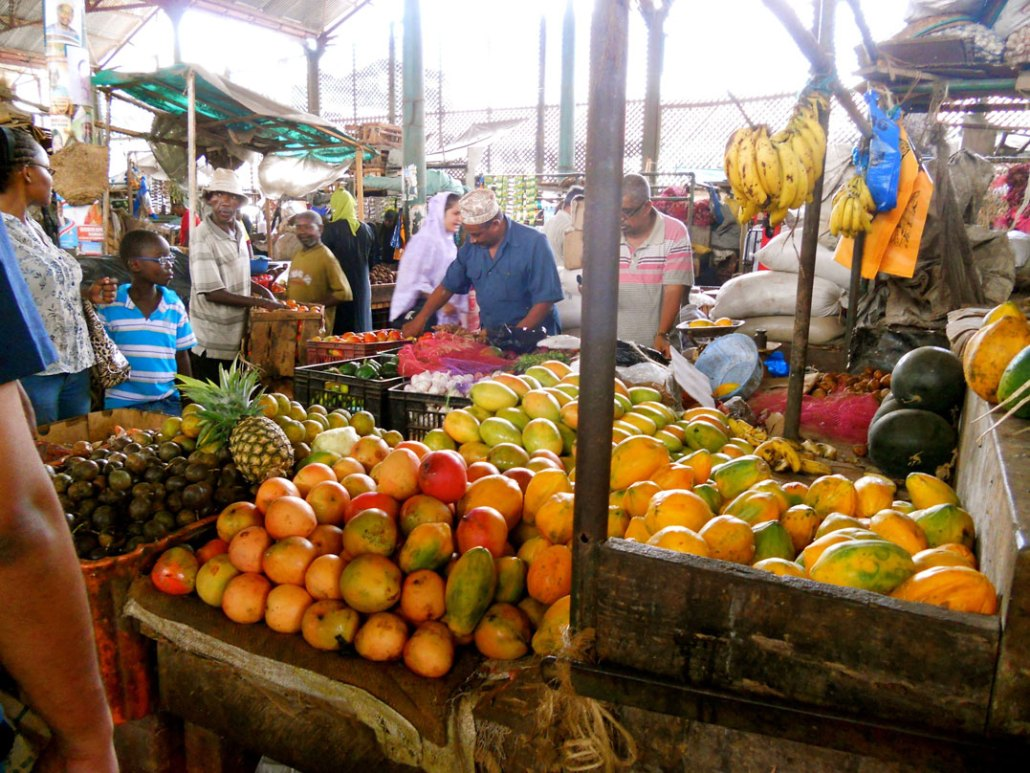 Markets in Mombasa
