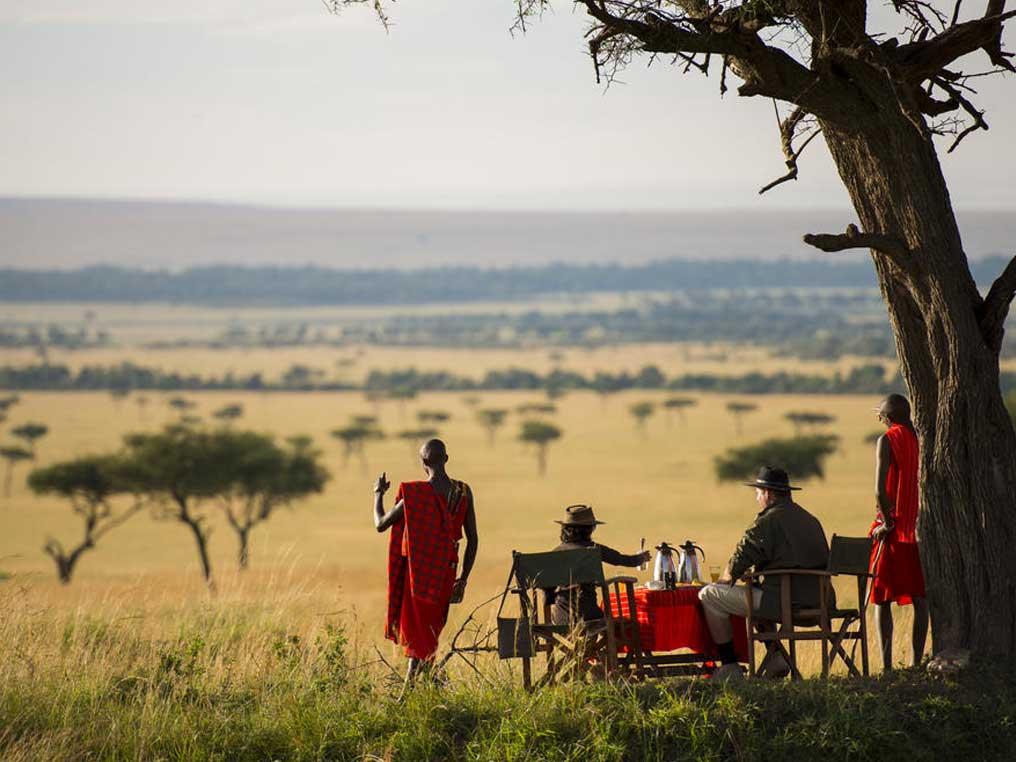 Maasai Mara Tented Kilima Camp