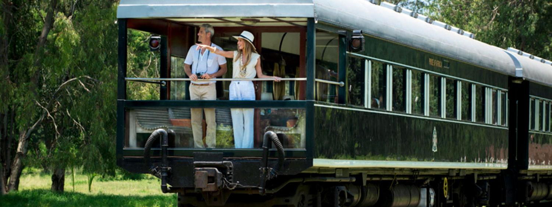 Rovos Rail, met de luxe trein reizen door Zuid Afrika