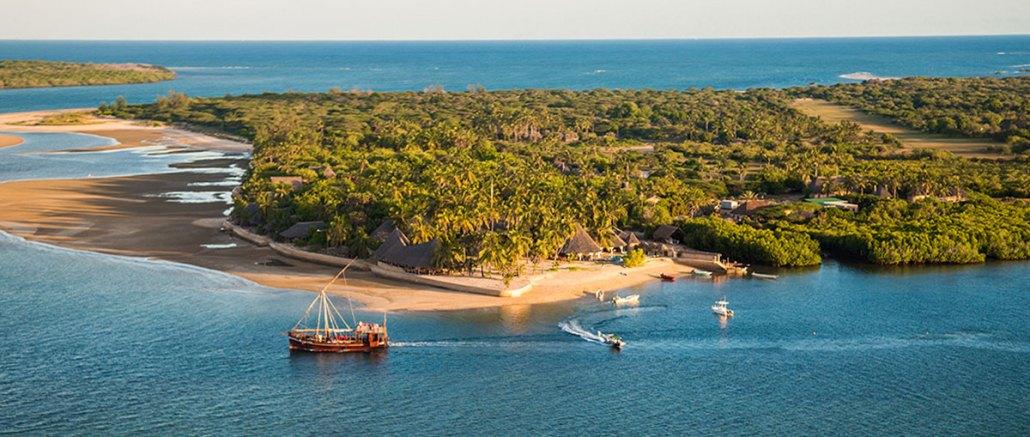 Lamu Archipel Kenya Tusitiri Dhow