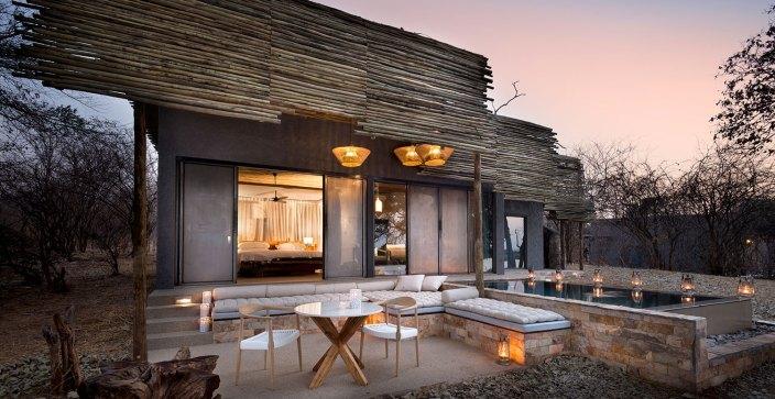 Luxury Zimbabwe Safari Matetsi Zambezi River Lodge