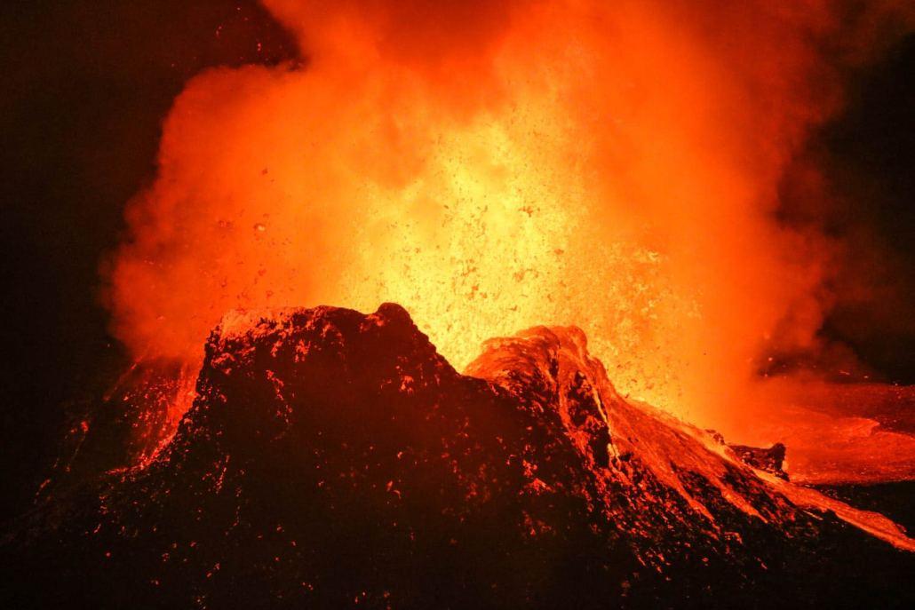Nyiragongo Volcano - Congo Safari