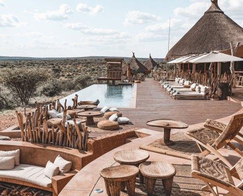 Omaanda Heated Pool