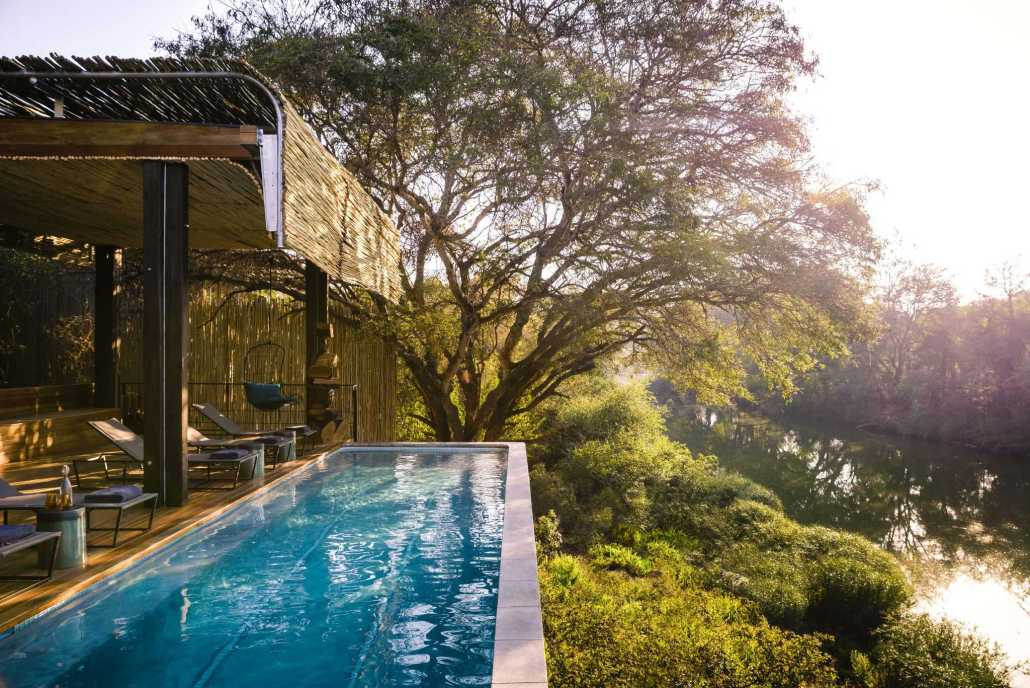 Singita Sweni pool