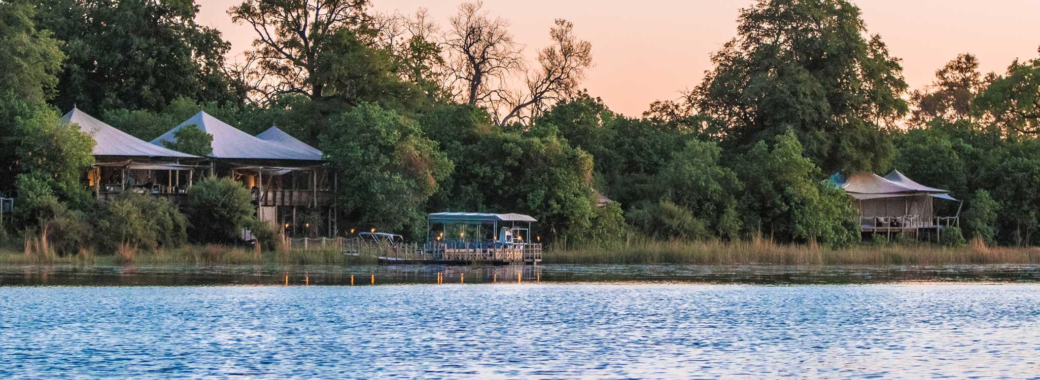 Botswana Safari River Okavango Delta