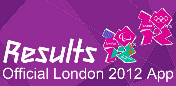 Application officielle pour android des jeux olympiques de Londres