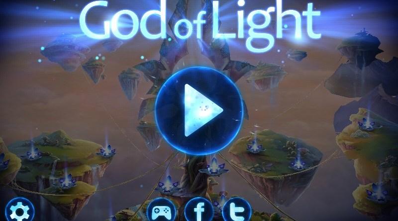 jeu sur android God of Light