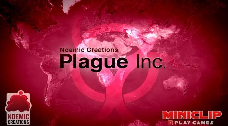 Un jeu de simulation où le joueur provoque des pandémies mortelles