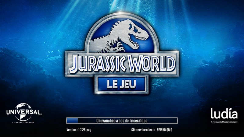 Jurassic World : le jeu sur android