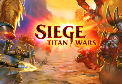 Siege Titan Wars : un clash royal like, avec des titans