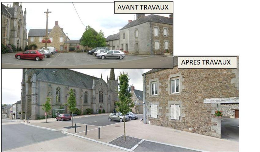 Ville de Bourgon - Réalisation ABE
