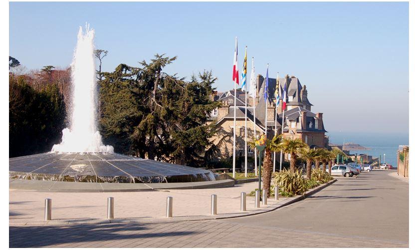 Dinard - quartier Saint Enogat - Réalisation ABE