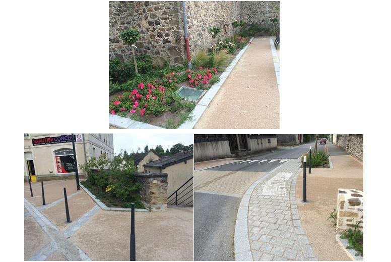 Centre Bourg - Le Bourgneuf la Forêt - Réalisation ABE