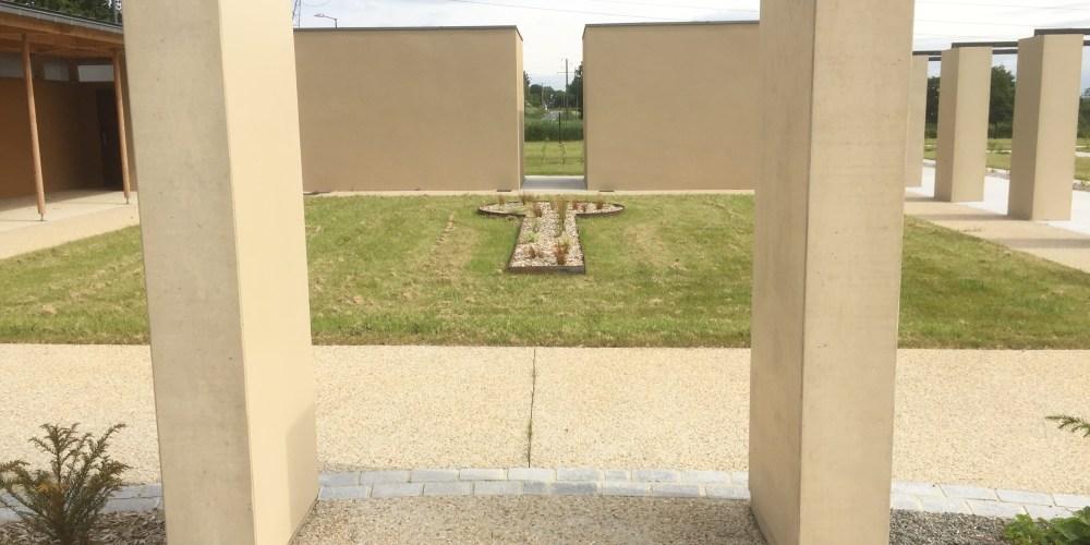 Ville de Saint-grégoire - Création cimetière - Aménagement ABE