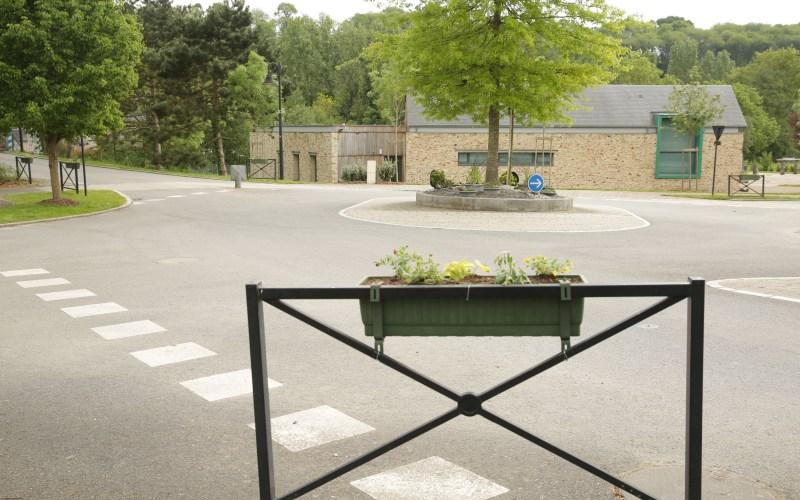 Centre bourg - Montreuil sous Pérouse - Réalisation ABE