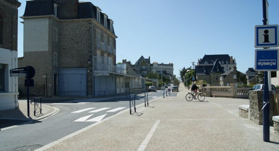 Bd De Gaulle - Saint Lunaire - Réalisation ABE