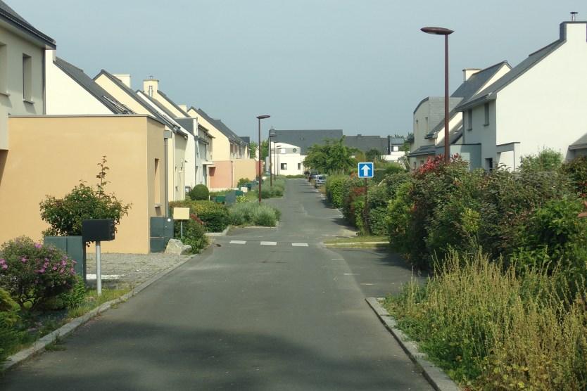 Commune deChateaugiron- ZAC Perdriotais- Réalisation ABE