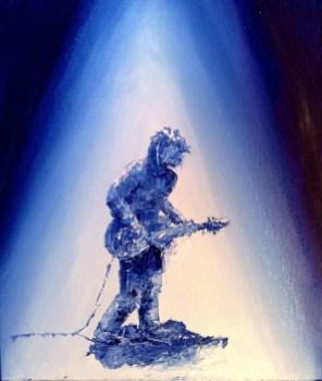 Musiker Guitarist