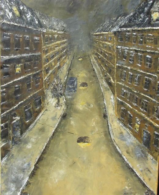Urbane Tristesse Winter