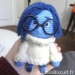 Tristesse (Vice-Versa) au crochet !