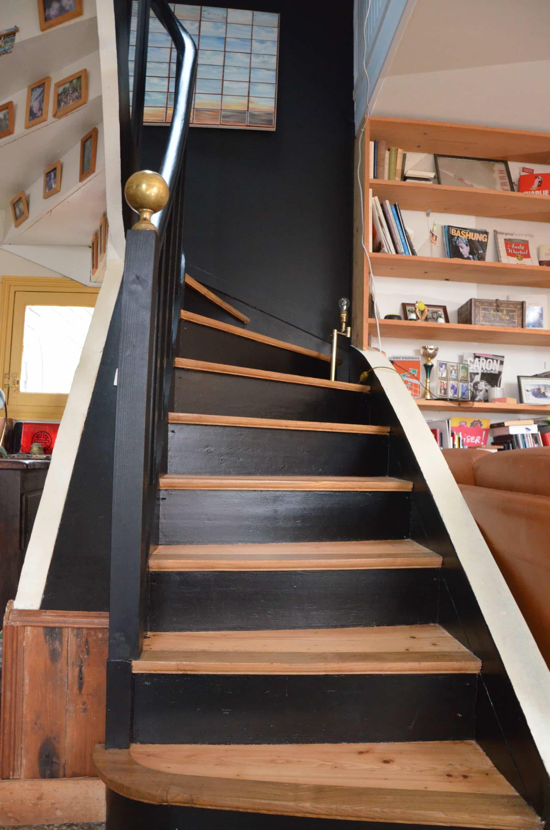 Recouvrir Un Escalier En Béton rénover ou habiller son escalier ? - atelier des sols
