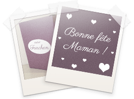 Offrez un cadeau original pour la Fête des Mères!